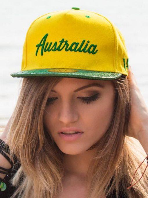 Australia Strapback