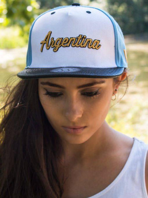 Argentina Strapback