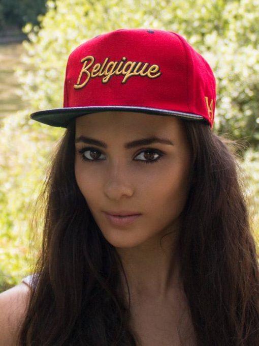 Belgique Strapback