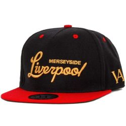 Liverpool Away Snapback Gold