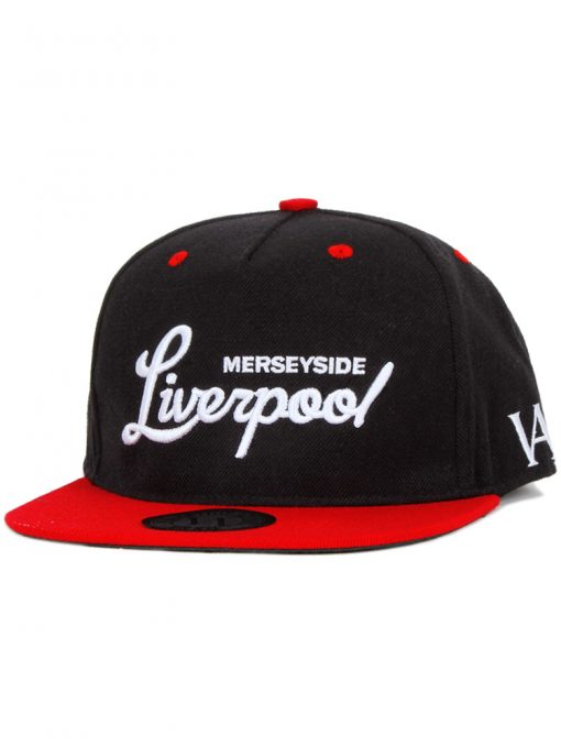 Liverpool Away Snapback White