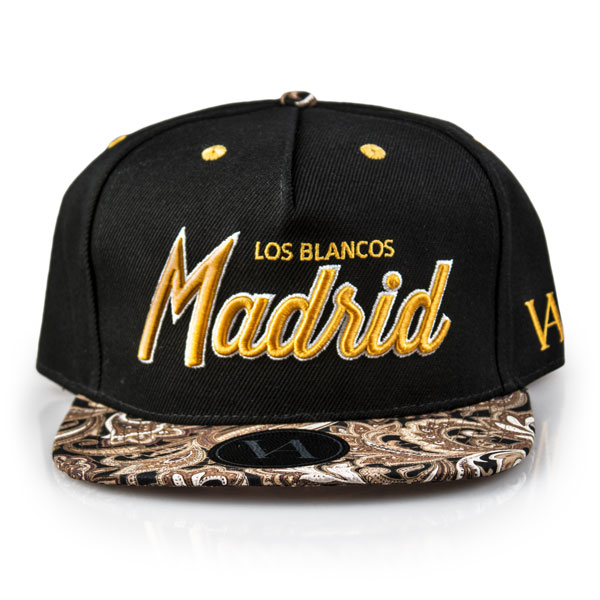 Madrid Away Snapback