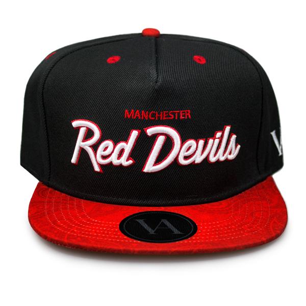 Red Devils Away Snapback