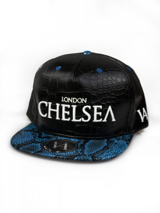 Chelsea Leather Strapback
