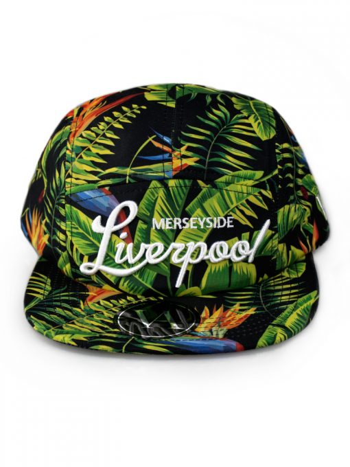 435e2d48d50 Liverpool Tropical Snapback