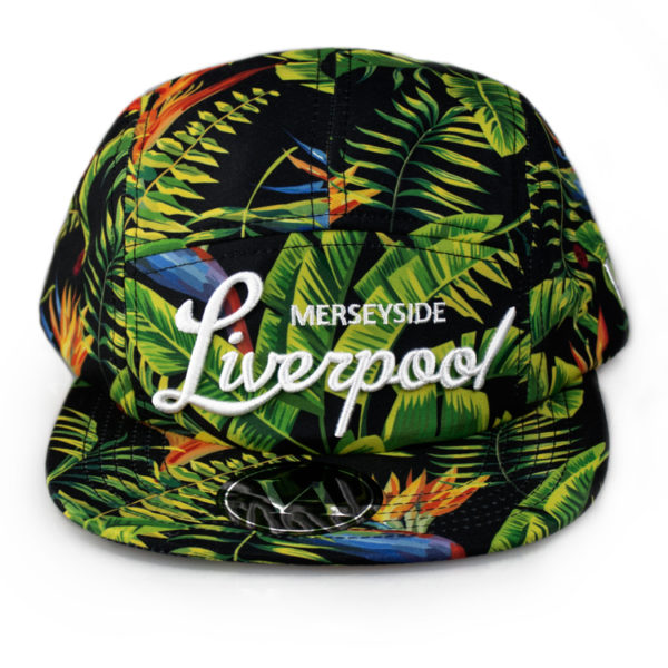 Liverpool Tropical Snapback
