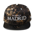 Madrid Gold Snapback