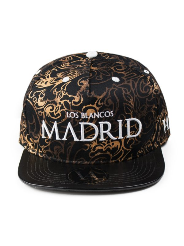Madrid Gold Snapback