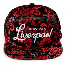 Liverpool Silk Snapback