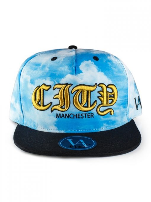 Manchester City Clouds Snapback