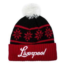 Liverpool Away Snowflake Beanie