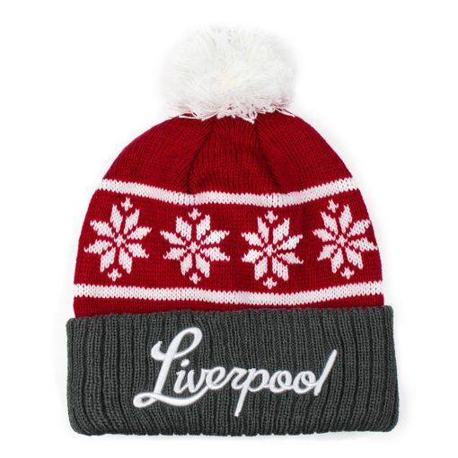 Liverpool Snowflake Beanie