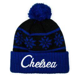 Chelsea Away Snowflake Beanie