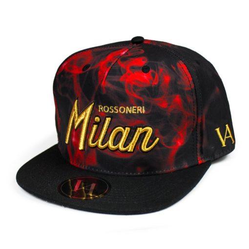 Milan Smoke Snapback