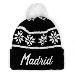 madrid-away-snowflake-beanie-front-2