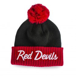 Red Devils Away Beanie