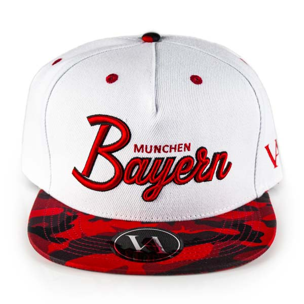Bayern Camo Snapback