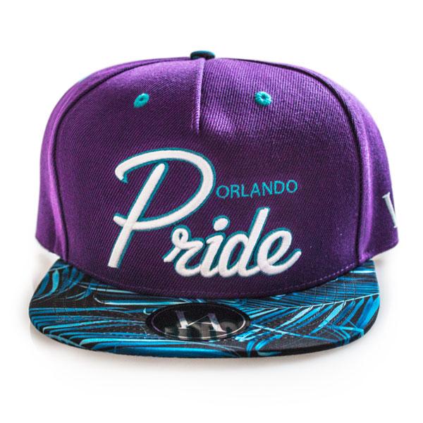 Orlando Pride Snapback