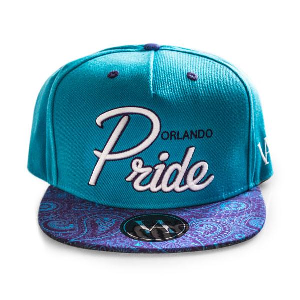 Orlando Pride Away Snapback
