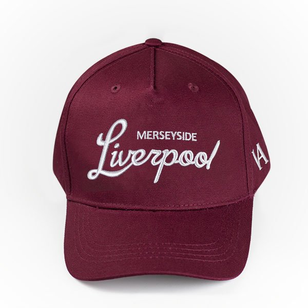 Liverpool Curved Snapback