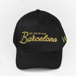 Barcelona Curved Snapback