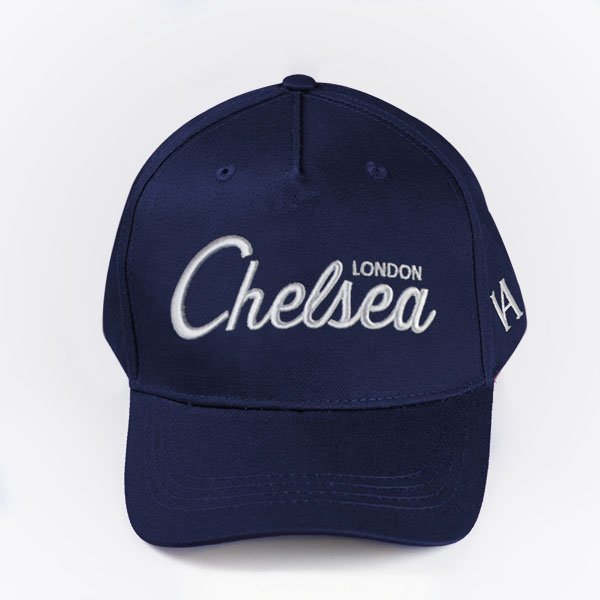 Chelsea Curved Snapback
