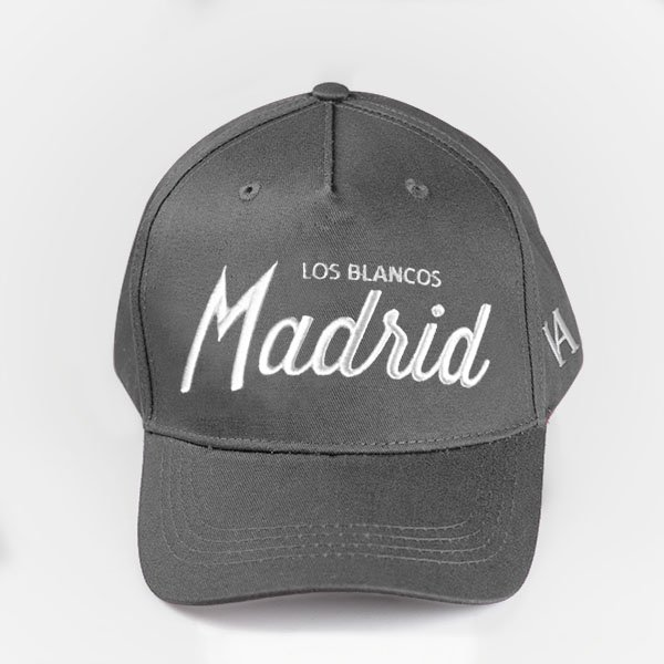 Madrid Curved Snapback