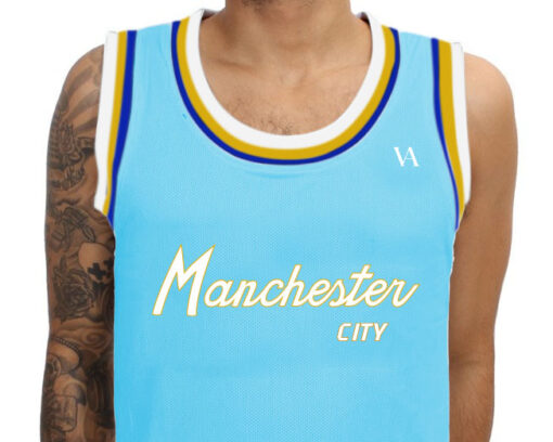 Manchester City Jersey Tank