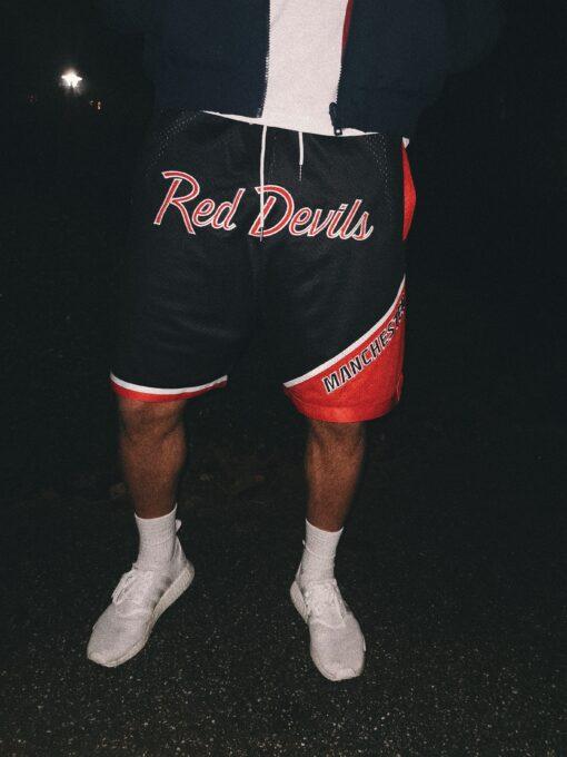 Red Devils Baller Shorts